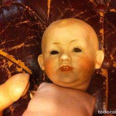 Muñecas Porcelana: MUÑECO DE PORCELANA FRANZ SCHIMIDT. ALTURA: 33CM. PESO: APROX. 500GR. Lote 192872432