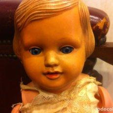 Muñecas Porcelana: MUÑECA DRP GERMANY. OJOS MÓVILES. Lote 192875768
