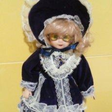 Muñecas Porcelana: BONITA MUÑECA DE PORCELANA 20 CM. Lote 193027986