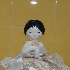 Muñecas Porcelana: ANTIGUA MUÑECA JAPONESA DE PORCELANA. Lote 193029985