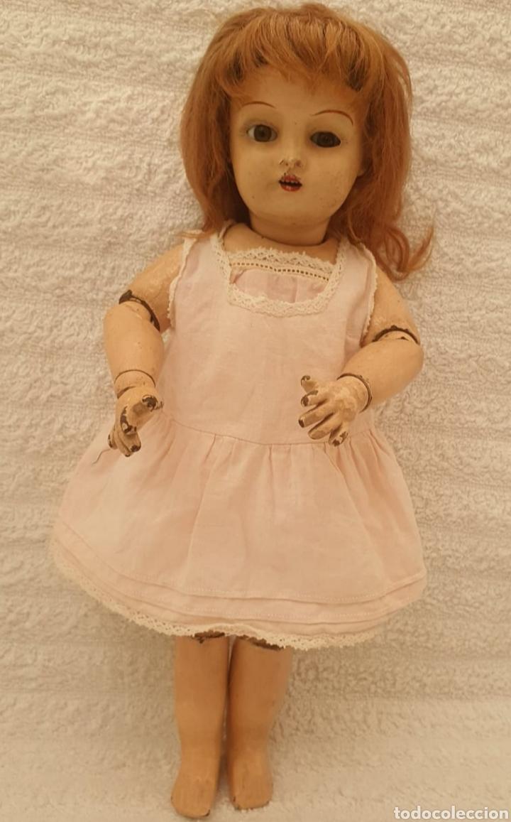 Muñecas Porcelana: Muñeca Francesa (XIX-XX) - Bebé Jumeau.FSF.Nº3. - Foto 5 - 192896462