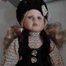 Muñecas Porcelana: PORCELANA 42 CM. . Lote 193563330
