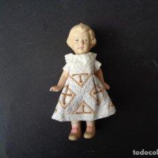 Muñecas Porcelana: MUÑECA DE PORCELANA ANTIGUA. Lote 194107147