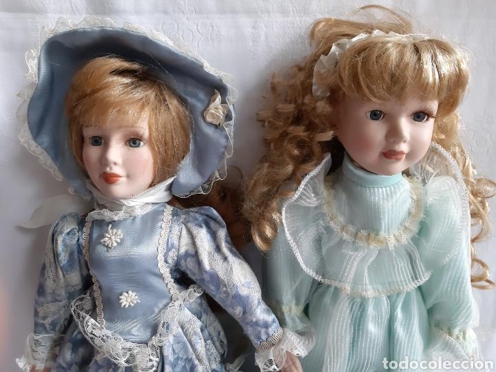 Muñecas Porcelana: ANTIGUAS MUÑECAS DE PORCELANA CLÁSICAS - Foto 2 - 194490787