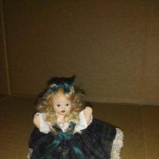 Muñecas Porcelana: MUÑECA DE PORCELANA 8 CM.. Lote 194496572