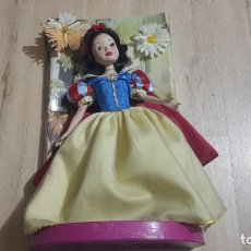 Muñecas Porcelana: BLANCANIEVES PORCENALANA DISNEY. Lote 195158590
