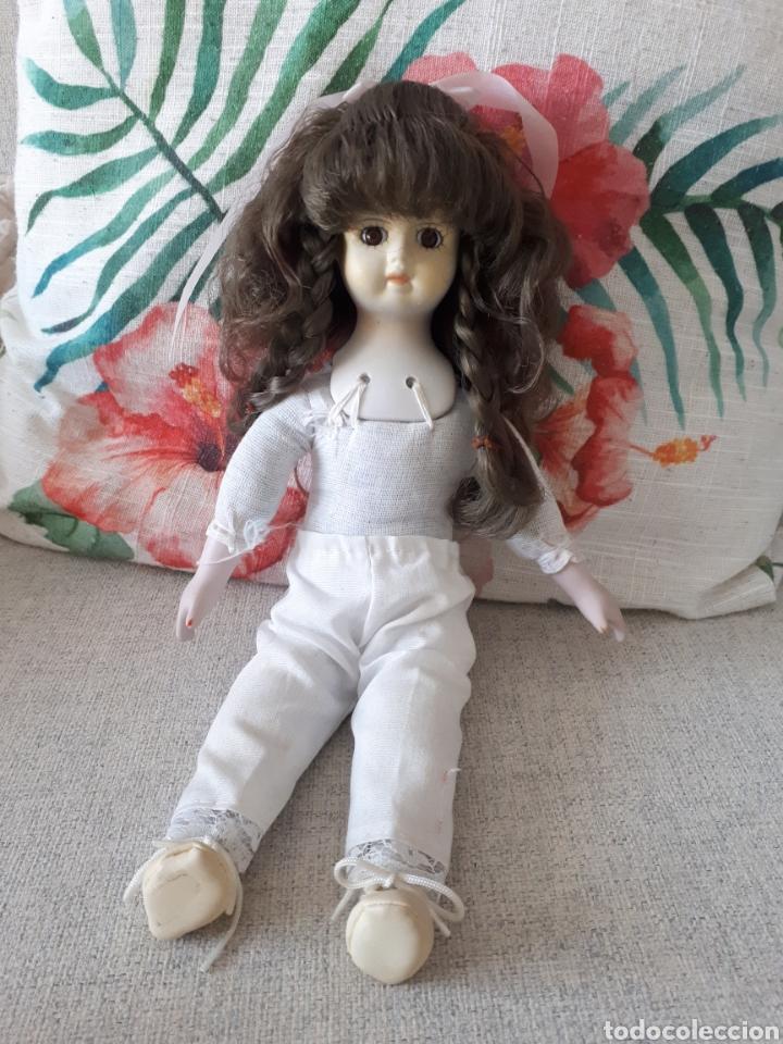 Muñecas Porcelana: Muñeca porcelana años 80 italiana - Foto 2 - 196272836