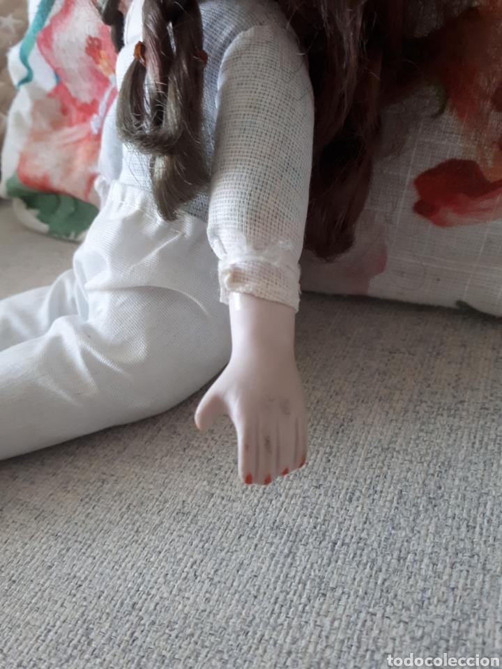 Muñecas Porcelana: Muñeca porcelana años 80 italiana - Foto 5 - 196272836