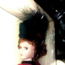 Muñecas Porcelana: MUÑECA DE PORCELANA EN SU ESTUCHE SIN ABRIR DE MUÑECA DE PORCELANA EN SU ESTUCHE SIN ABRIR DE SALVAT. Lote 198396206