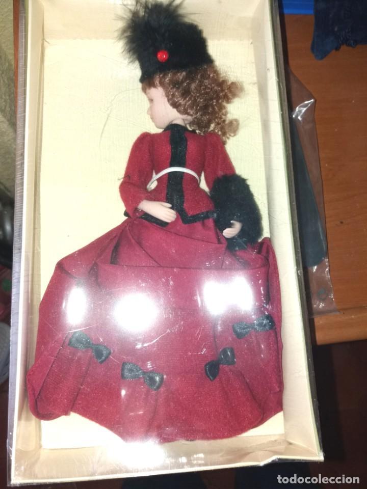 Muñecas Porcelana: Muñeca de porcelana en su estuche sin abrir de Muñeca de porcelana en su estuche sin abrir de SALVAT - Foto 4 - 198396206