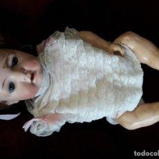 Muñecas Porcelana: MUÑECA CABEZA PORCELANA . Lote 199758501