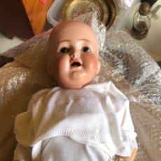 Muñecas Porcelana: ANTIGUO MUÑECO SIMON HALBIG. Lote 202263166