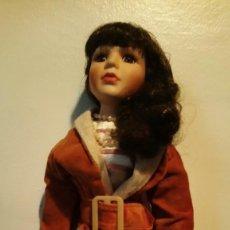 Muñecas Porcelana: MUÑECA DE PORCELANA. Lote 203197921