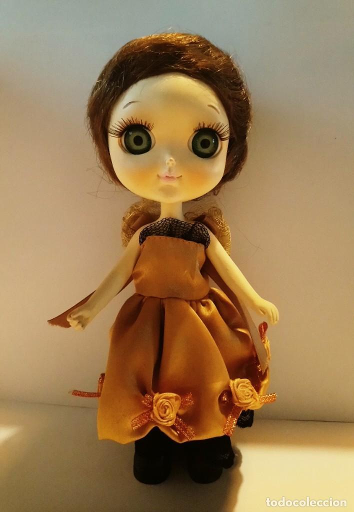 Muñecas Porcelana: MUÑECA DE PORCELANA KEKA - Foto 2 - 203198030