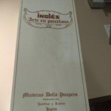 Muñecas Porcelana: ANTIGUA MUÑECA DE PORCELANA RAMON INGLES. Lote 203794290