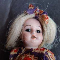 Muñecas Porcelana: MUÑECA DE PORCELANA AICH & MENZEL, MADE IN AUSTRIA, MOLDE 1904. Lote 203941861