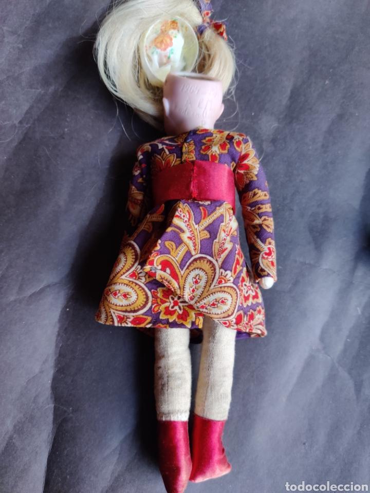 Muñecas Porcelana: Cabeza muñeca de porcelana Aich & Menzel, Made in Austria, molde 1904 - Foto 5 - 203941861