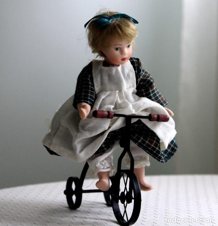Muñecas Porcelana: MUÑECA DE PORCELANA - Foto 3 - 204215493