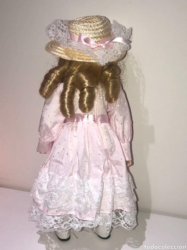 Muñecas Porcelana: MUÑECAS DE PORCELANA JESSICA Y ROSA DE THE CLASSIQUE COLLECTION. NUEVAS EN SUS CAJAS ORIGINALES - Foto 6 - 204433485
