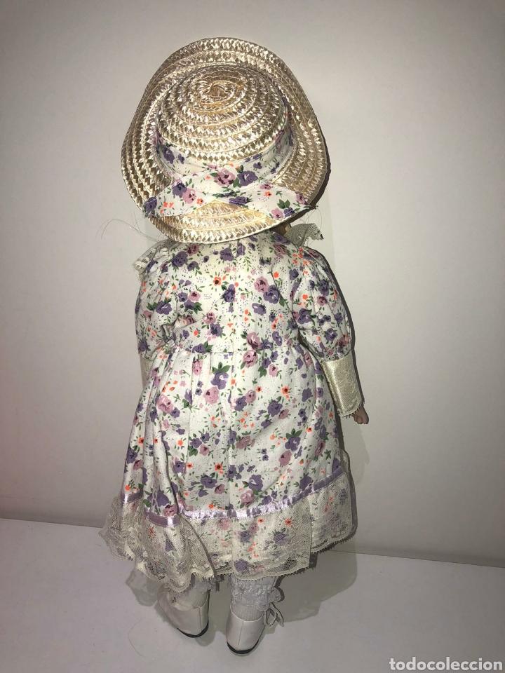 Muñecas Porcelana: MUÑECAS DE PORCELANA JESSICA Y ROSA DE THE CLASSIQUE COLLECTION. NUEVAS EN SUS CAJAS ORIGINALES - Foto 10 - 204433485