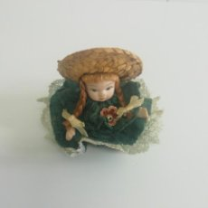 Muñecas Porcelana: MUÑECA DE PORCELANA. Lote 204549886