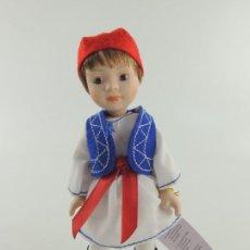 Muñecas Porcelana: MUÑECAS EN PORCELANA - GRECIA. Lote 204624295