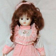 Muñecas Porcelana: ANTIGUA MUÑECA DE PORCELANA 45 CM. Lote 204686738