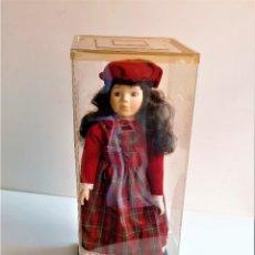 Muñecas Porcelana: MUÑECA PORCELANA NUMERADA CHARLOTTE BRITANICA DE 40.CM ALTO. Lote 204727717