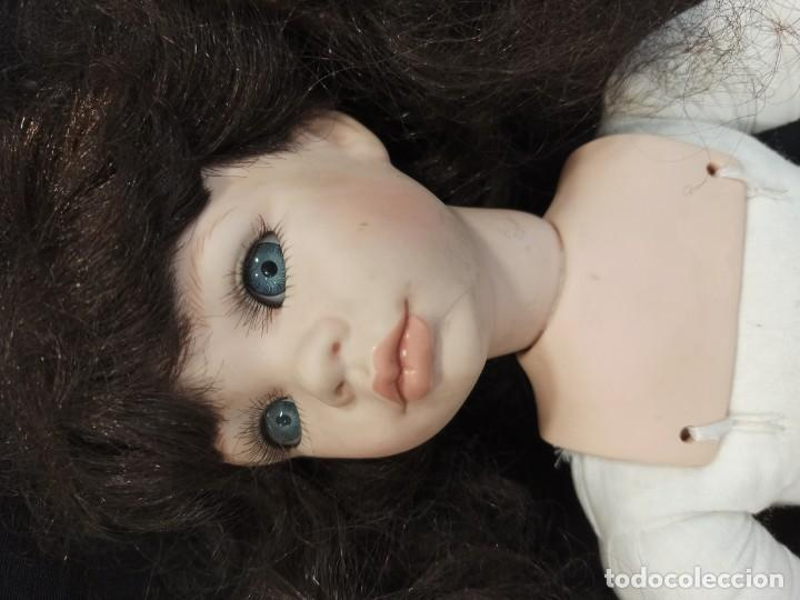 Muñecas Porcelana: Muñeca de porcelana. Alberon. Serie limitada y numerada. C13 - Foto 2 - 205101803