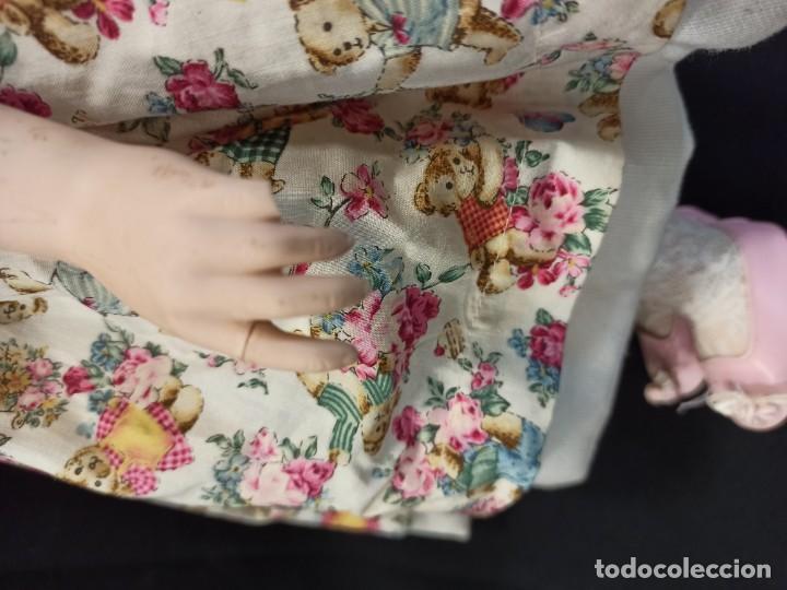Muñecas Porcelana: Muñeca de porcelana. Alberon. Serie limitada y numerada. C13 - Foto 5 - 205101803
