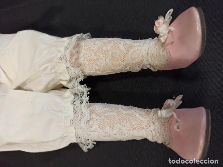 Muñecas Porcelana: Muñeca de porcelana. Alberon. Serie limitada y numerada. C13 - Foto 7 - 205101803