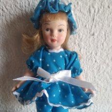 Muñecas Porcelana: MUÑECA DE PORCELANA BAÑISTA. Lote 205514921