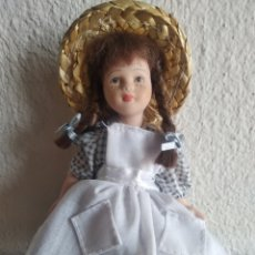 Muñecas Porcelana: MUÑECA DE PORCELANA NIÑA ÉPOCA 2. Lote 205516377