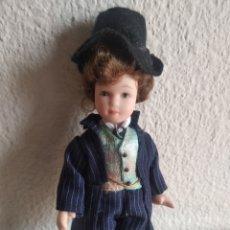Muñecas Porcelana: MUÑECO DE PORCELANA CABALLERO. Lote 205517423