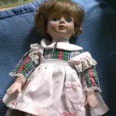Muñecas Porcelana: MUÑECA PORCELANA. Lote 205544721