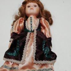 Muñecas Porcelana: MUÑECA DE PORCELANA. Lote 205579731