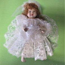 Muñecas Porcelana: MUÑECA DE COMUNION DE PORCELANA 2. Lote 206601493