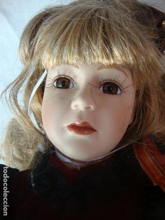Muñecas Porcelana: muñeca de porcelana - Foto 2 - 206819081