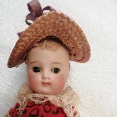 Muñecas Porcelana: MUÑECA DE PORCELANA. Lote 207085607