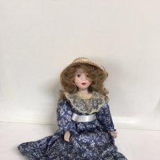 Muñecas Porcelana: MUÑECA PORCELANA. Lote 208172592