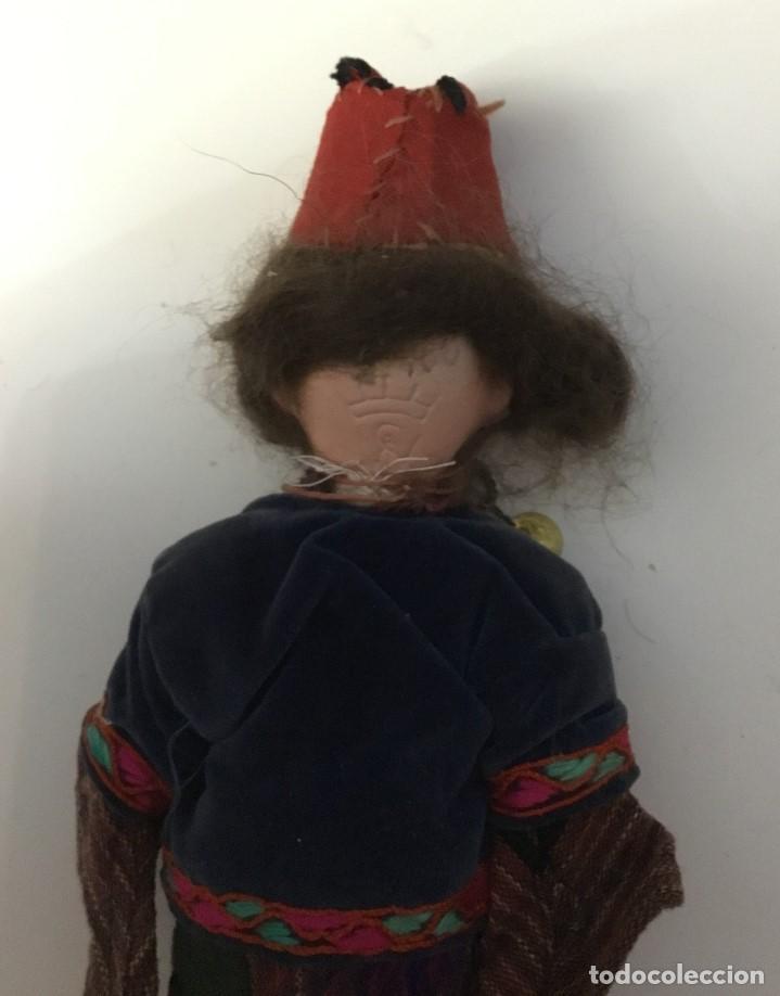 Muñecas Porcelana: Muñeca antigua de porcelana marcada en la cabeza. SE PUEDE PAGAR CON FACILIDADES. - Foto 3 - 209766948
