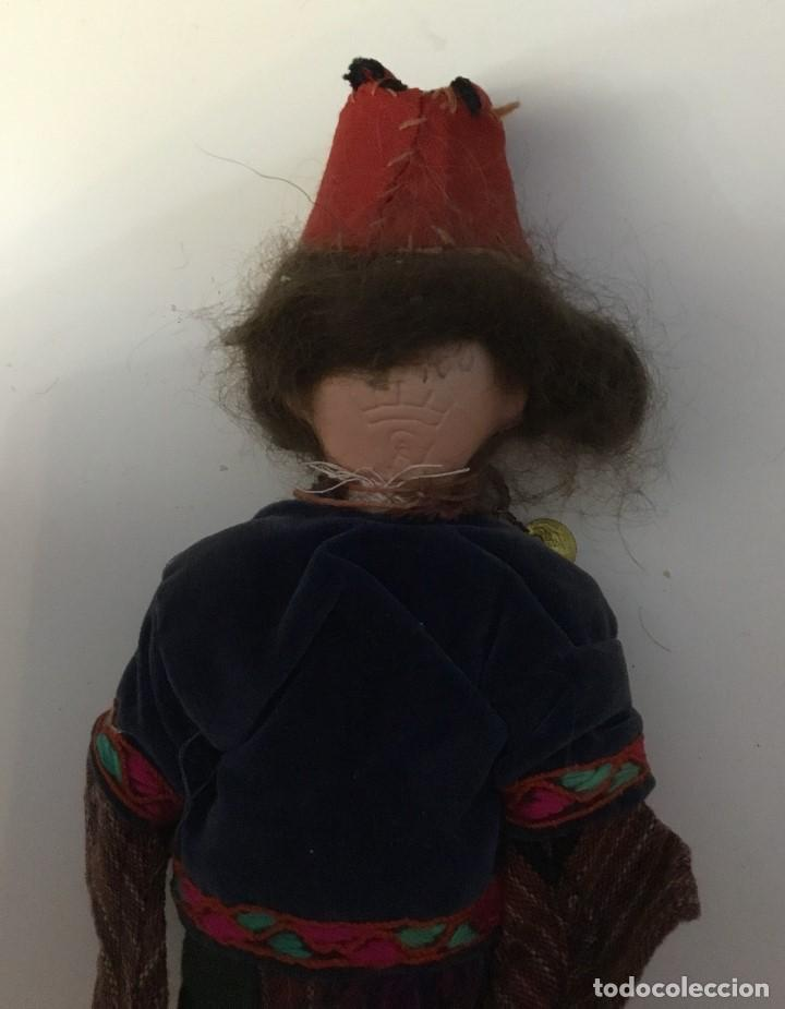 Muñecas Porcelana: Muñeca antigua de porcelana marcada en la cabeza. SE PUEDE PAGAR CON FACILIDADES. - Foto 4 - 209766948