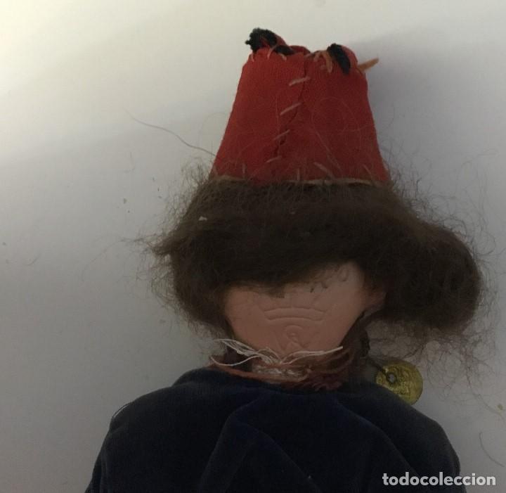 Muñecas Porcelana: Muñeca antigua de porcelana marcada en la cabeza. SE PUEDE PAGAR CON FACILIDADES. - Foto 5 - 209766948