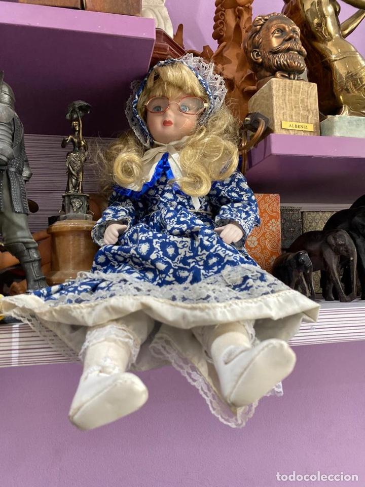 Muñecas Porcelana: ANTIGUA MUÑECA PORCELANA - Foto 2 - 210301362