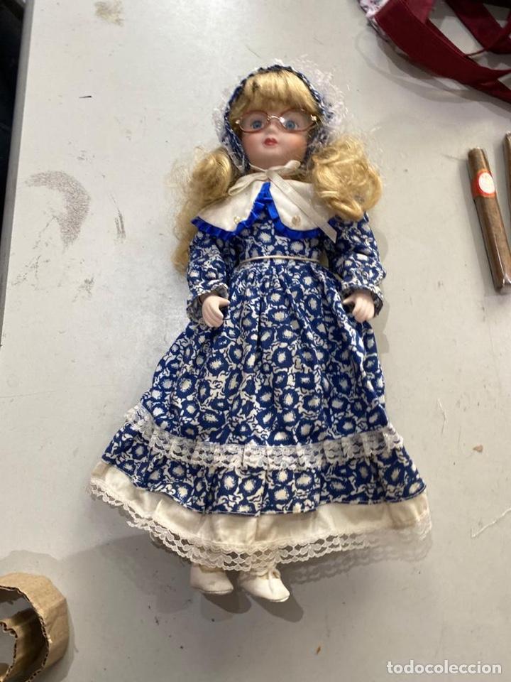 Muñecas Porcelana: ANTIGUA MUÑECA PORCELANA - Foto 3 - 210301362