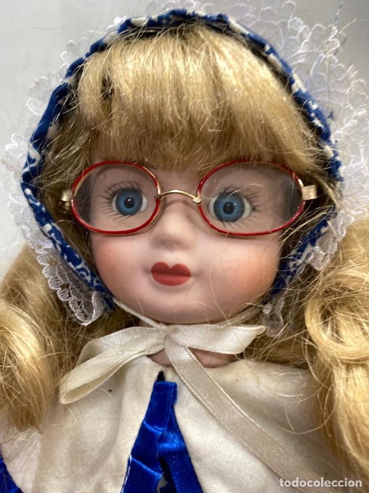 Muñecas Porcelana: ANTIGUA MUÑECA PORCELANA - Foto 5 - 210301362