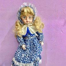 Muñecas Porcelana: ANTIGUA MUÑECA PORCELANA. Lote 210301362