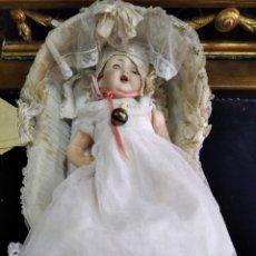 Muñecas Porcelana: MUÑECA ANTIGUA. Lote 210463808