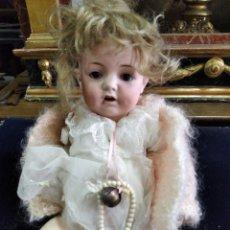 Muñecas Porcelana: MUÑECA BOCA ABIERTA. Lote 210464095