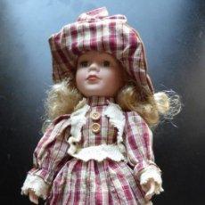 Muñecas Porcelana: MUÑECA PARA COLECCIONAR. Lote 210521827